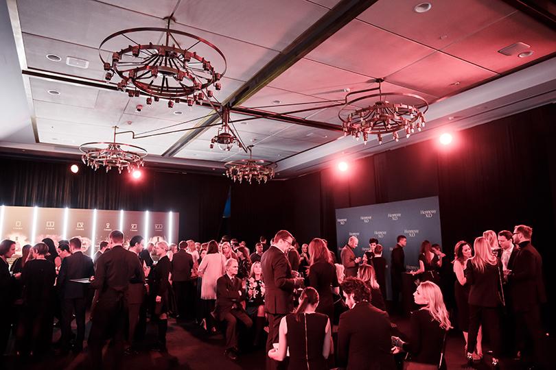 Светская хроника: гости торжественного приема Дома Hennessy