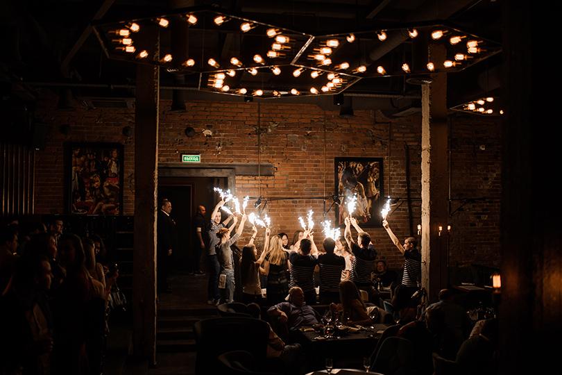 Праздники в московских ресторанах: Duran Bar