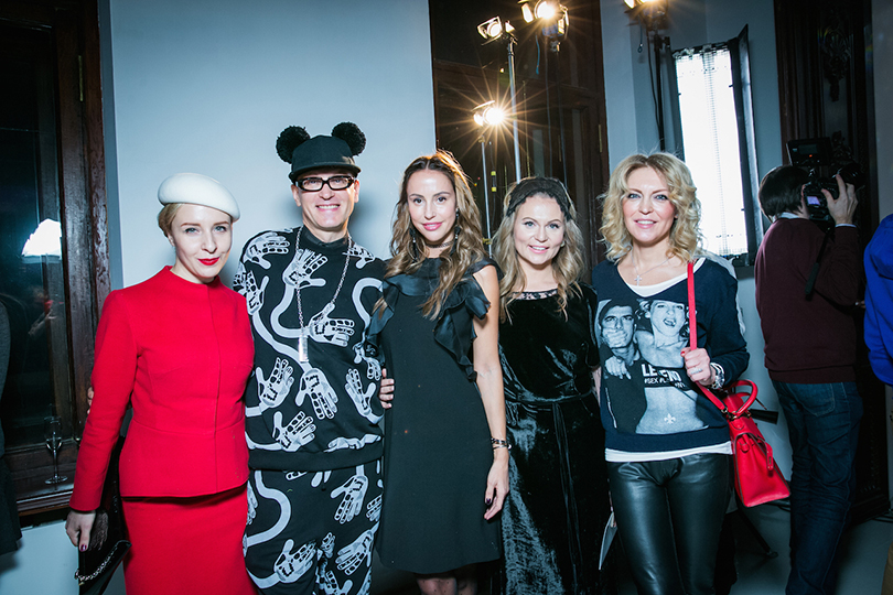 Саша Фролова, Андрей Бартенев, Милана Королева, Ольга Ломака, Дарья Михалкова