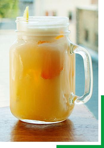 Лимонад «Дикий мандарин»