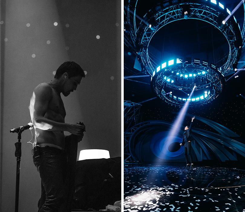 «Каждый человек — это планета»: грандиозное шоу Димы Билана в ВТБ Арена «Динамо»