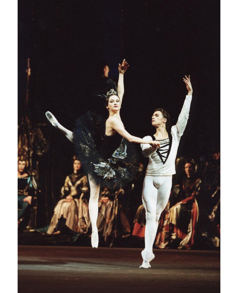 КиноТеатр: балет XXI века. Интервью с Сергеем Филиным. «Лебединое озеро»
