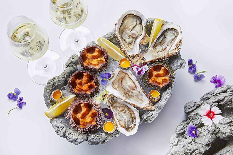 20 лучших идей ко Дню всех влюбленных в ресторанах Москвы. Humans Seafood Bar