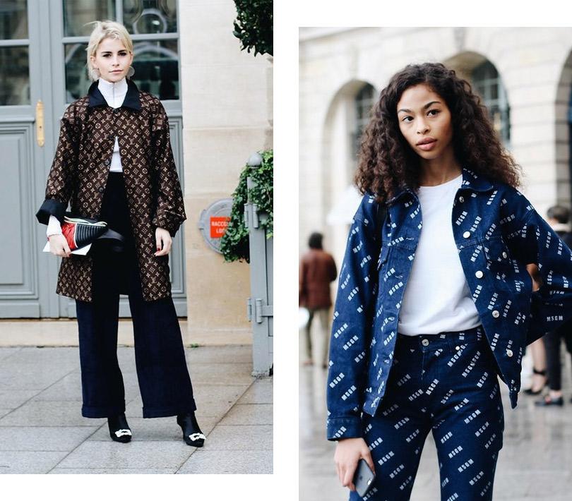 Street Style: лучшие образы уличной моды сParis Couture осень-зима— 2018. Каролина Даур