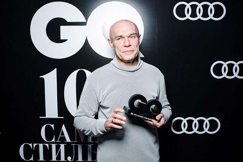 Светская неделя с Ириной Чайковской: 100 самых стильных мужчин поверсии журнала GQ. Сергей Мазаев