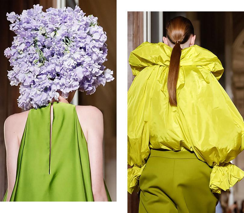 Шоу Valentino Couture закрыло Неделю высокой моды вПариже