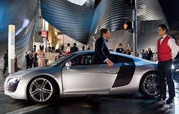 Автомобили для супергероев идругие подвиги отдела маркетинга. «Железный человек 3», 2013