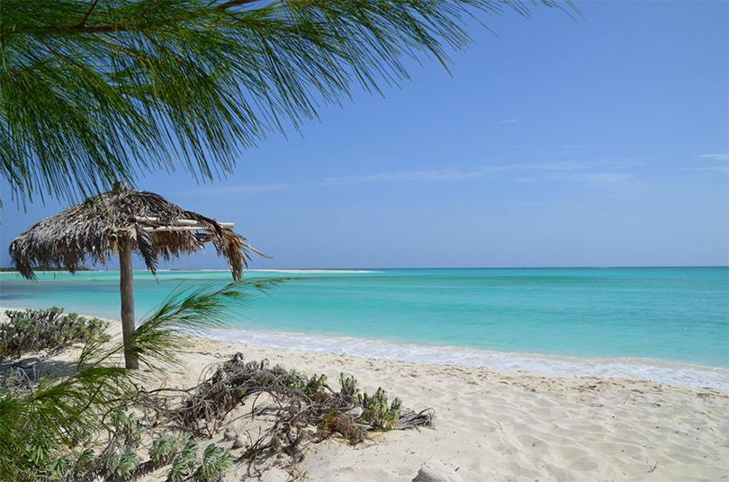 Кубинский курорт Playa Paraiso