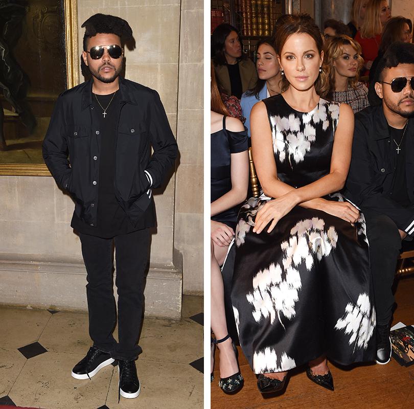 Style Notes: показ коллекции Dior Cruise 2017. Абель Тесфайе (The Weeknd). Кейт Бекингсэйл