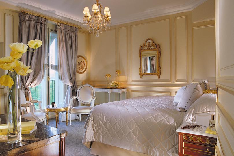 Идея наканикулы: Пасха вевропейских отелях. Париж, Франция: отель LeMeurice