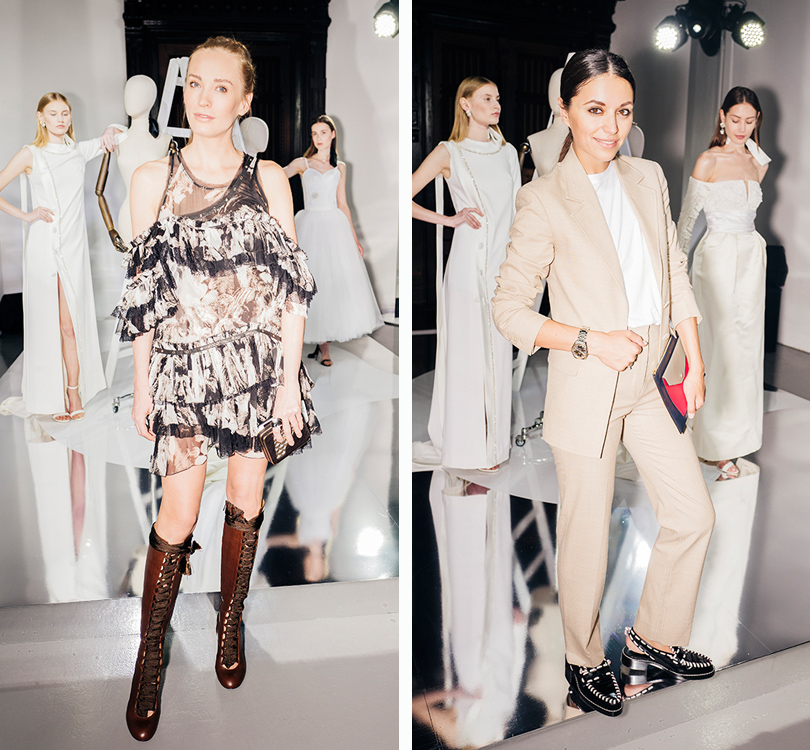 Wedding & More: свадебная коллекция Edem Couture. Наталья Давыдова. Яна Валенсия