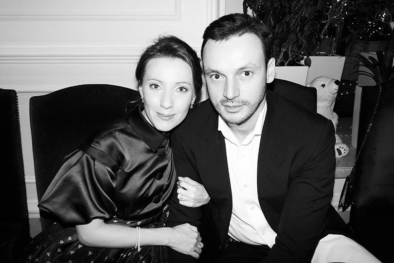 Елена и Евгений Демины