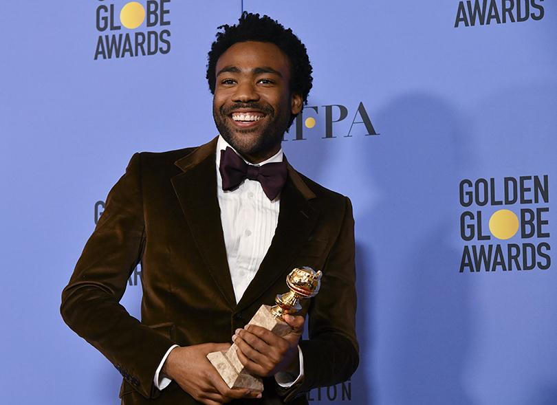 КиноТеатр: «Ла-Ла Лэнд» идругие победители «Золотого глобуса». Дональд Гловер