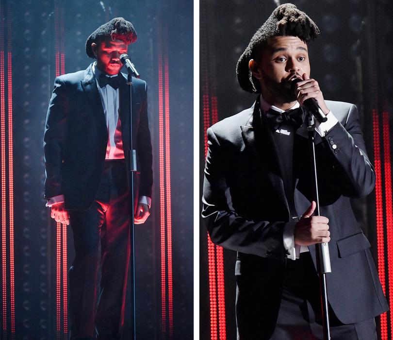 «Грэмми-2016»: The Weeknd