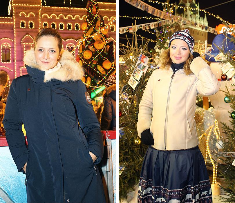 Виктория Исакова, Елена Захарова