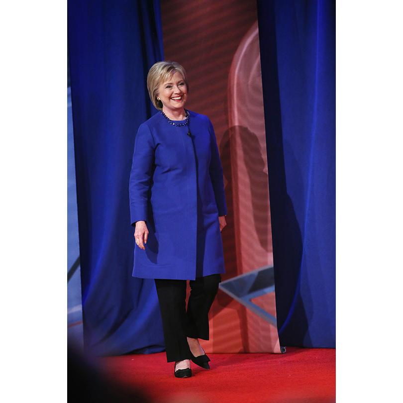 Хиллари Клинтон (2016г.)