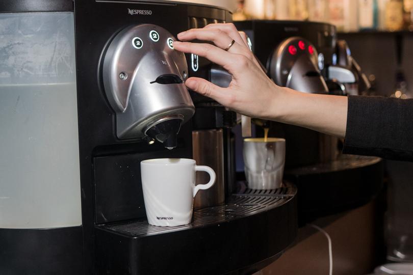Неотъемлемая часть высокой кухни— кофе Nespresso