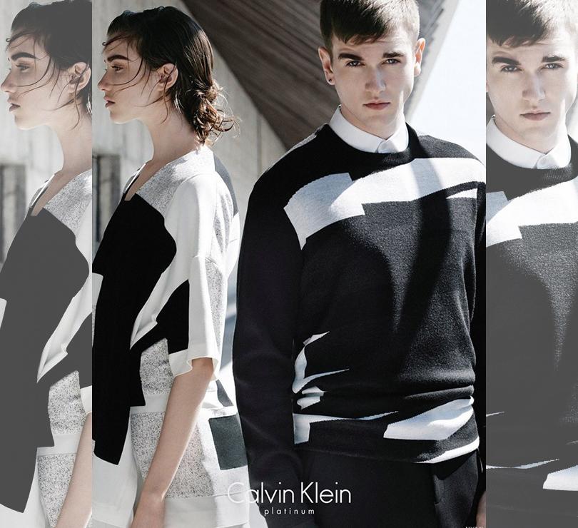 Гэбриэл-Кейн Дей Льюис для Calvin Klein