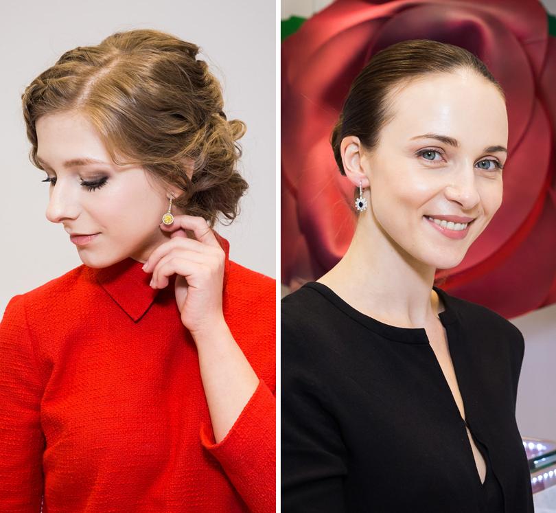 Лиза Арзамасова. Анна Снаткина