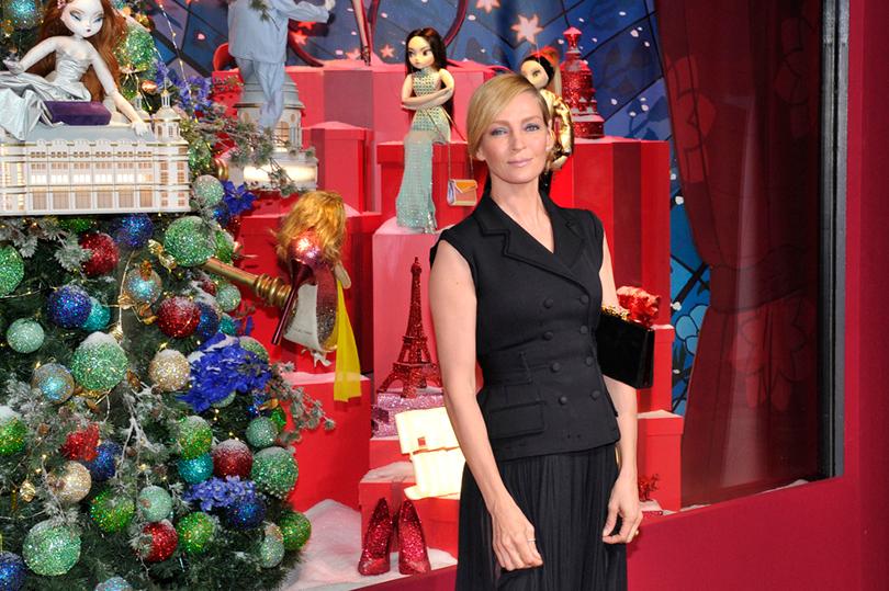 Новый год: праздник кнам приходит— самые красивые рождественские витрины мира. Printemps