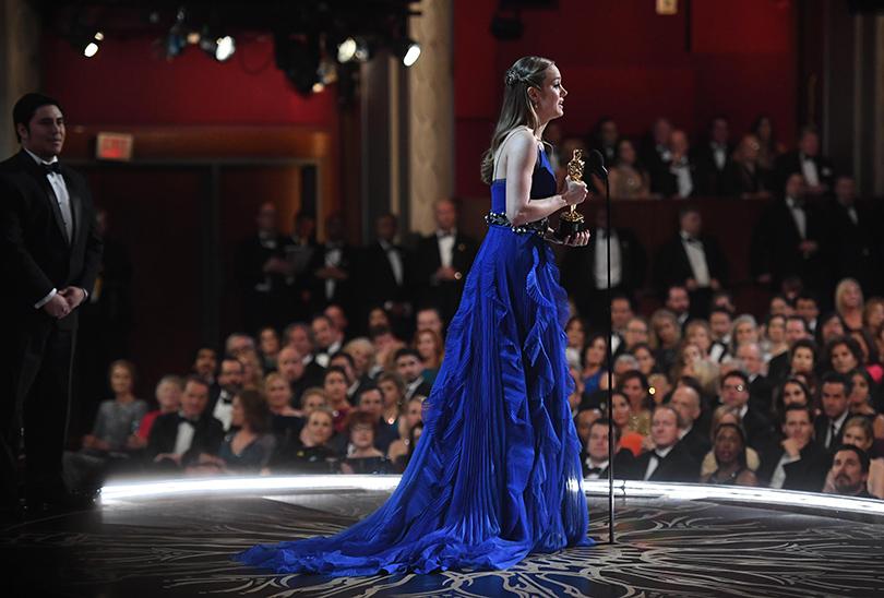 Oscars Special 2016: Лучшая актриса— Бри Ларсон