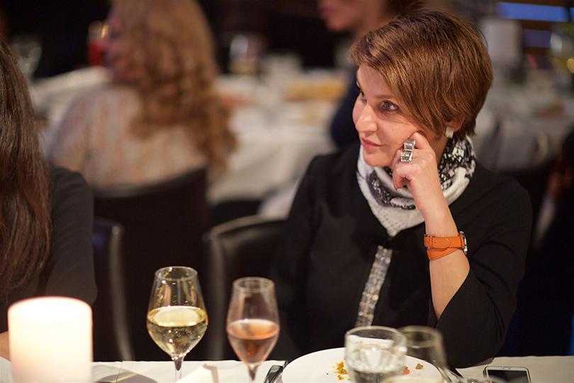 Posta Beauty Club: закрытый ужин вресторане «18.12» содним излучших пластических хирургов мира Сидни Оана. Наталья Покровская
