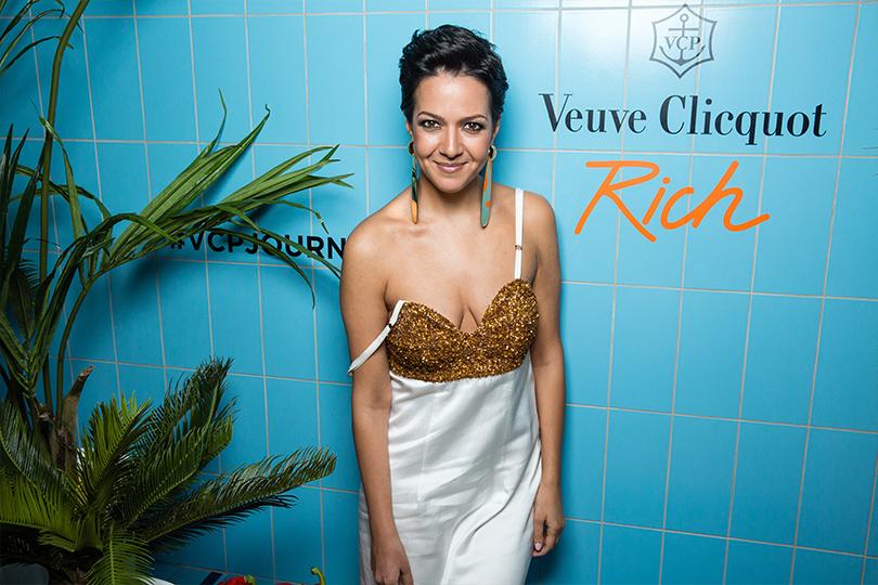 Светская хроника: открываем сезон путешествий вместе с Veuve Clicquot. Ксения Чилингарова