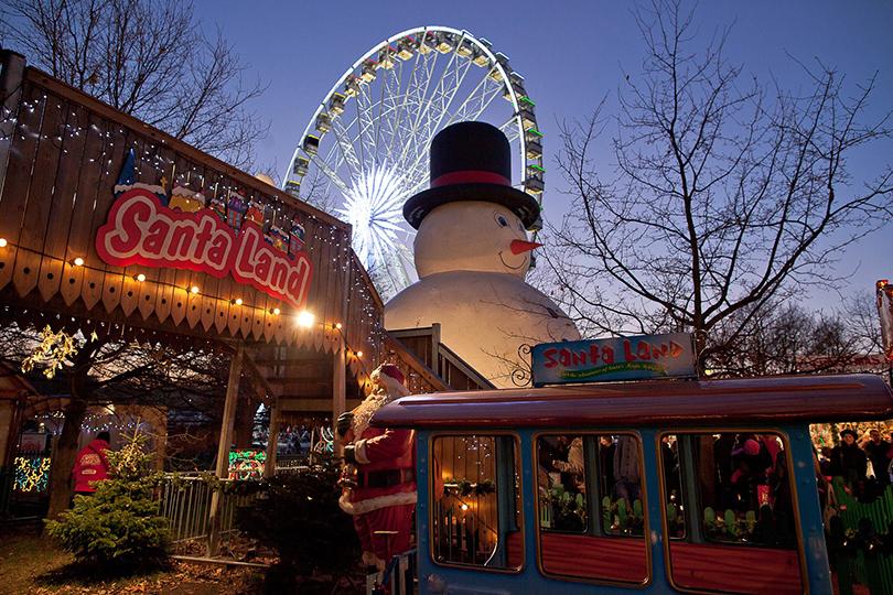 Самые лучшие рождественские базары Европы: Лондон