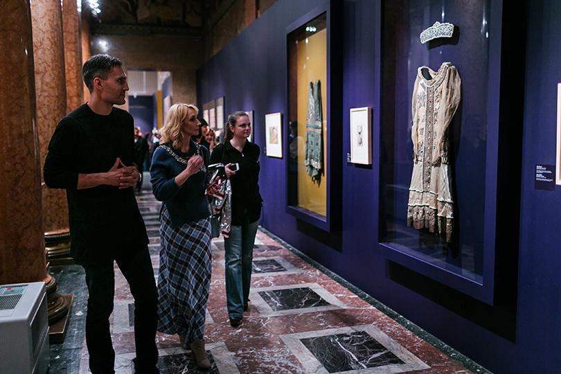 Art & More: юбилейная выставка Льва Бакста в Пушкинском музее. Кристина Орбакайте с мужем