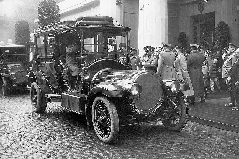 Красивая жизнь образца 1917года: люксовые марки наслужбе русской аристократии. Rolls-Royce