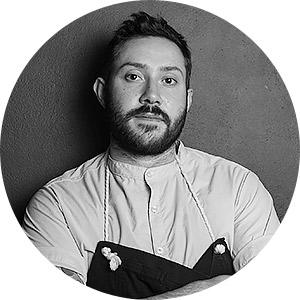 Антонио Фреза, шеф-повар ресторана Jerome, Санкт-Петербург