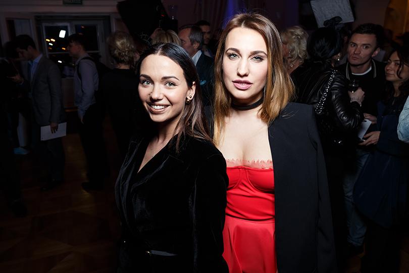 Влада Покровская и Наталья Степанян