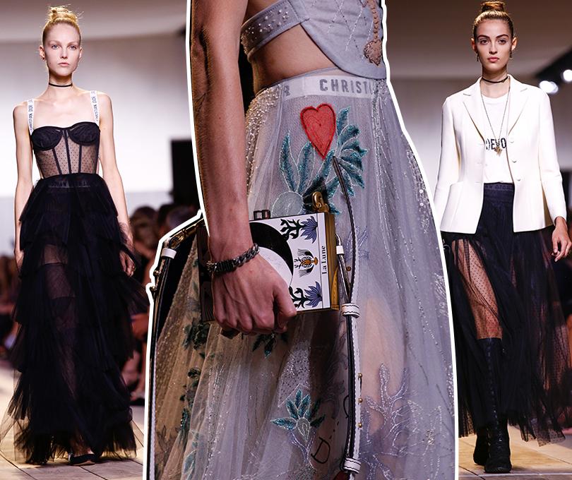 Style Notes: империя роскоши. 70лет Дому Dior. 2016— Блистательный дебют Кьюри