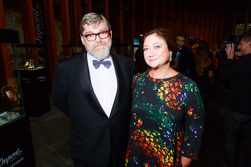 Константин и Елена Ремчуковы