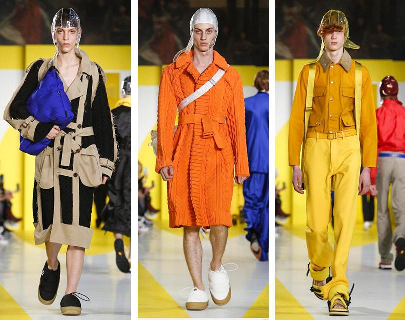 Все самое интересное снедель мужской моды: Martin Margiela