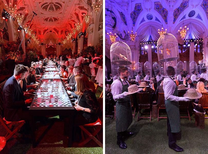 Эксклюзивный репортаж сзакрытого ужина взнаменитом Casino deMonte-Carlo