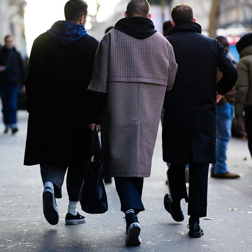 Men in Style:хроники парижского стиля