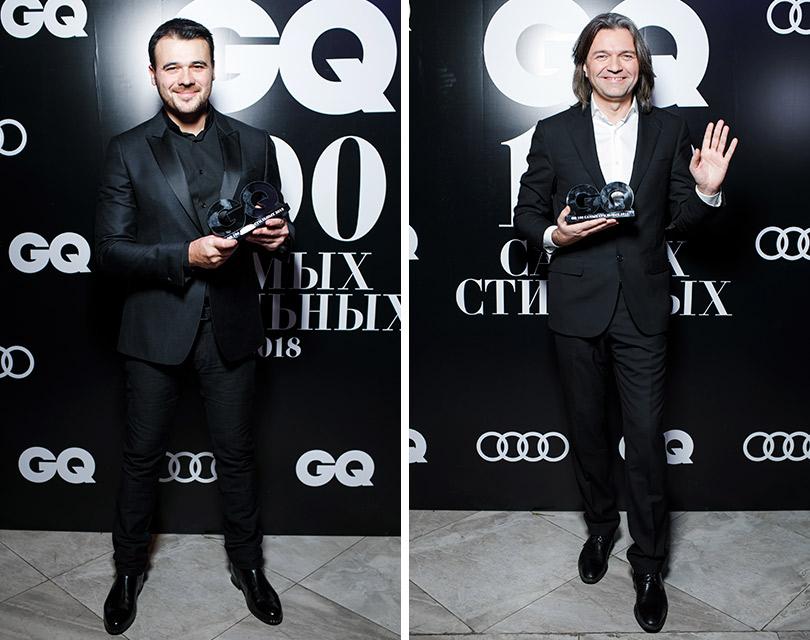 Светская неделя с Ириной Чайковской: 100 самых стильных мужчин поверсии журнала GQ. Эмин Агаларов. Дмитрий Маликов