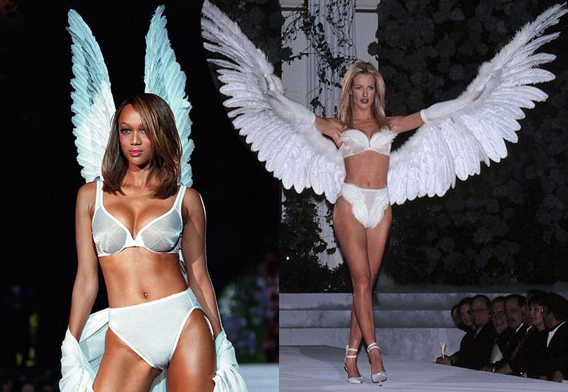 Style Notes: секреты Victoria's Secret. Как превратить бренд в культурный феномен? 1998год. «Ангелы» выходят на подиум.