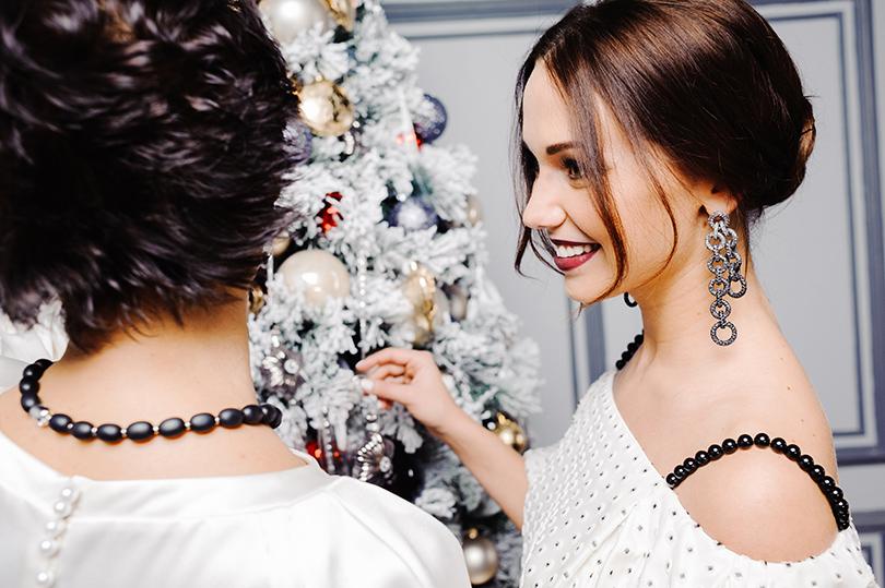 #familytimeseasons: Влада Покровская (редактор Posta-Magazine) cмамой Натальей Вениаминовной