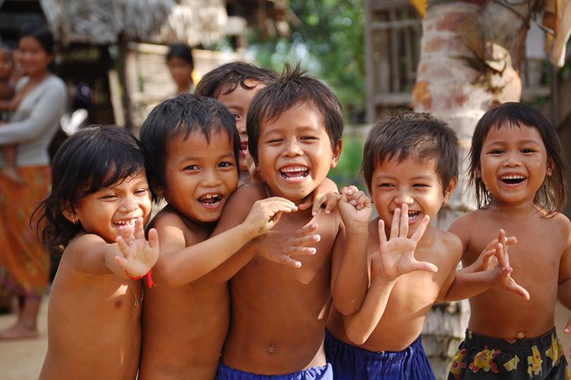 Встретить Анджелину Джоли… и другие 7 причин побывать в Камбодже