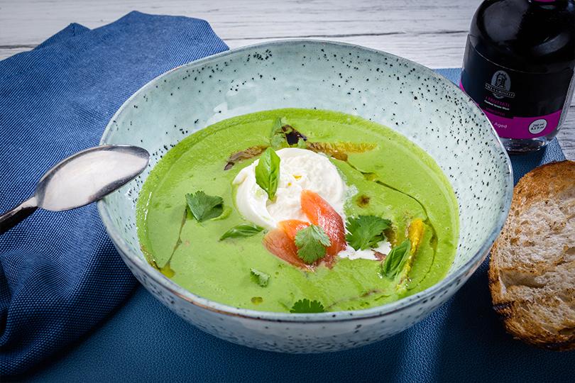 Всвоей тарелке: холодные супы вресторанах Москвы. «Насвежем воздухе»