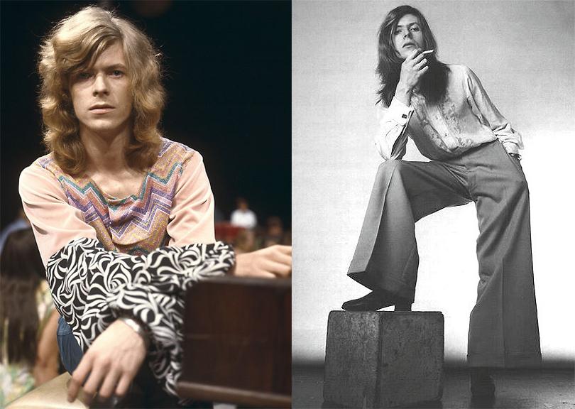 The Man Who Sold The World. Смена стиля и период становления, 1971 г.