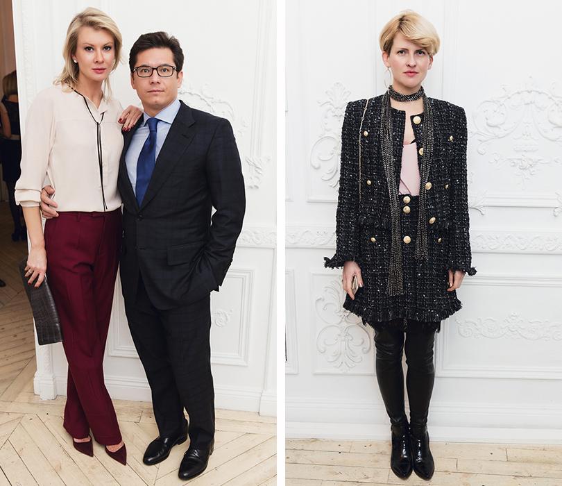 Виктория и Антон Борисевич, Полина Киценко