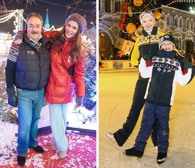 Александр Юдин и Полина Аскери, Алиса Гребенщикова