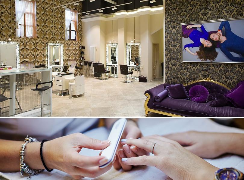 Beauty Weekend: 7мест вМоскве сбыстрым икачественным маникюром. Салон «Мечты Виктории»