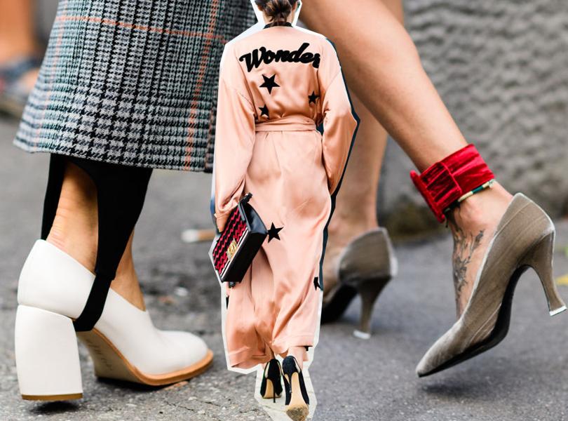 Street Style: уличный стиль на Неделе моды в Милане