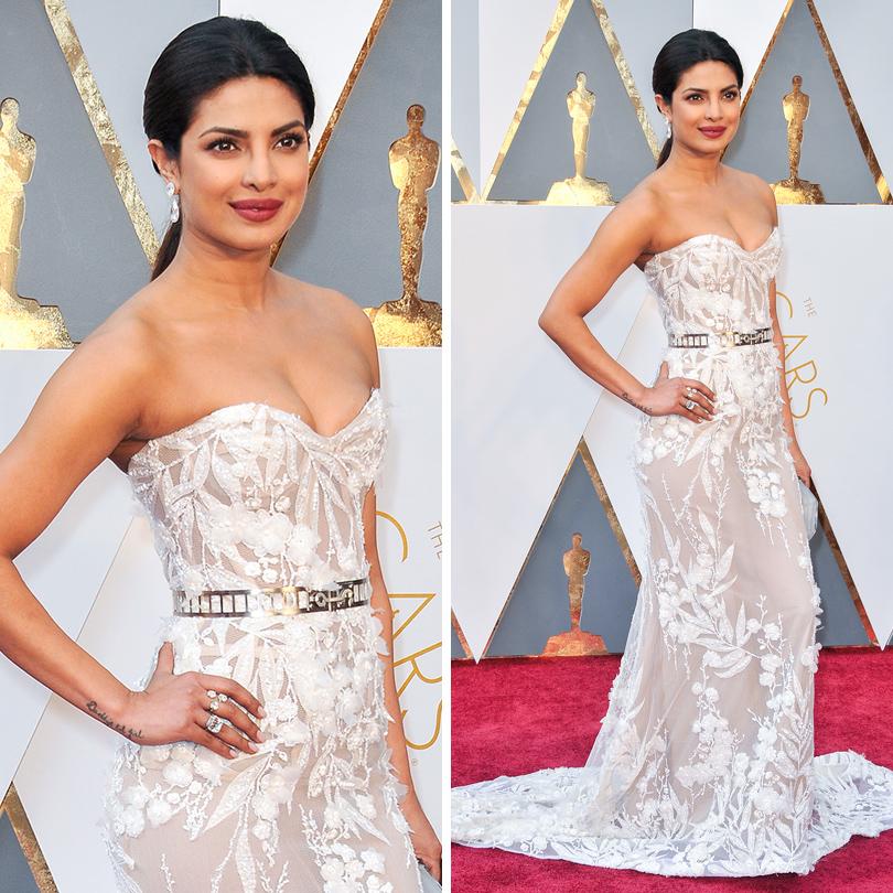 Oscars Special 2016: Приянка Чопра в Zuhair Murad Couture