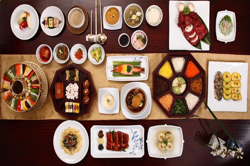 Поужинать вресторане национальной кухни Korea House
