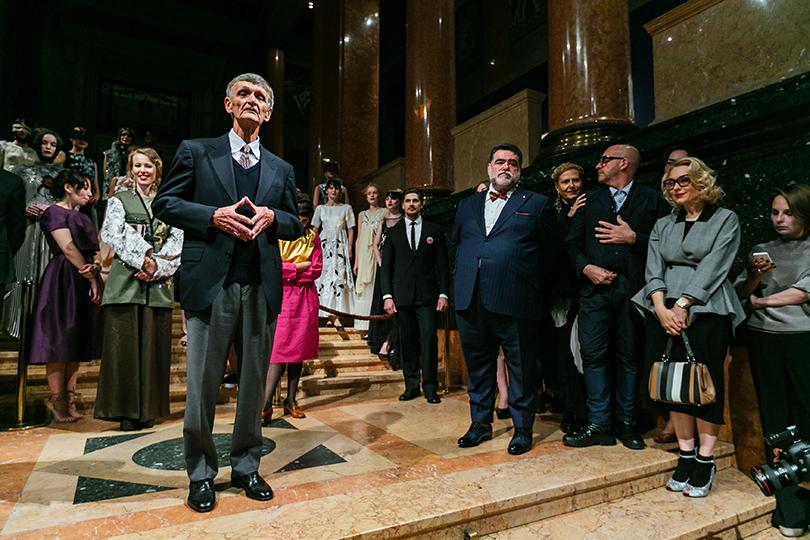 Art & More: юбилейная выставка Льва Бакста в Пушкинском музее. Куратор выставки Джон Э. Боулт